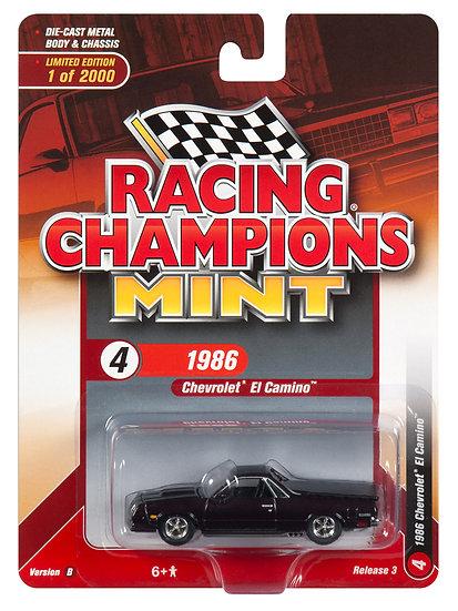 RC009-4B .. 1986 Chevrolet El Camino