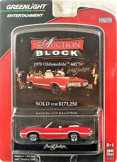 GL AB10-2 ..  1970 Oldsmobile 442