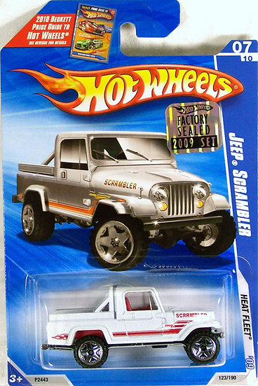 HW09-123(b)* .. Jeep Scrambler