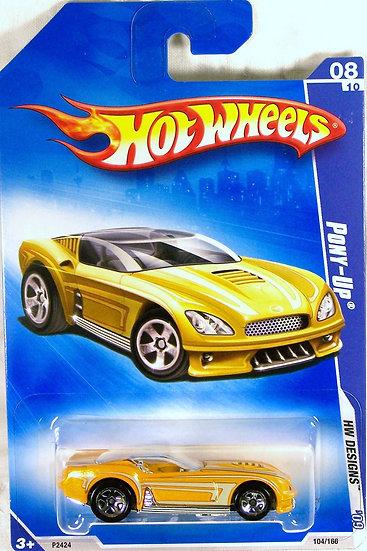 HW09-104(a) .. Pony-Up