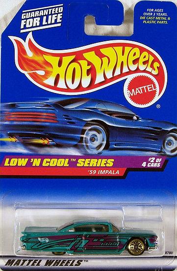 HW98-698 .. '59 Impala