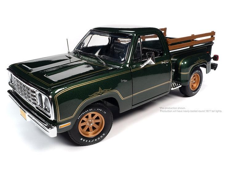 1:18 AMM1243 .. 1977 Dodge Warlock