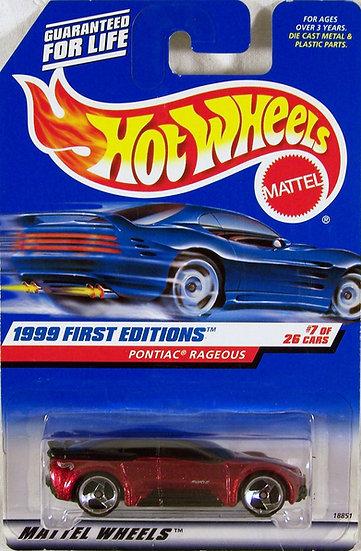 HW99-675 .. Pontiac Rageous