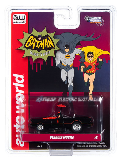 SC358-4 .. Penguin Mobile - Batman (TV)