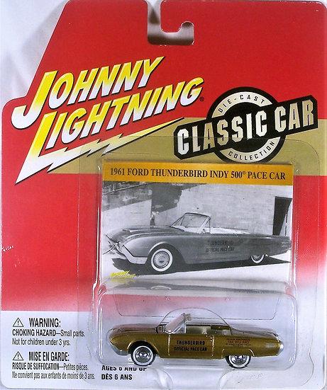 JL 371-00-11 .. 1961 Ford Thunderbird Pace Car