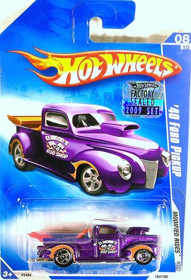 HW09-164(c)* .. 40 Ford Pickup
