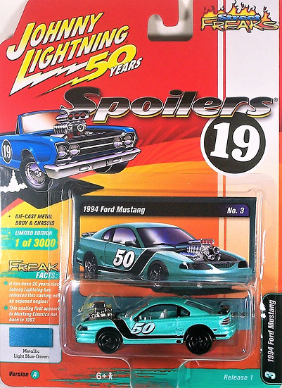 JLSF012-3A .. 1994 Ford Mustang