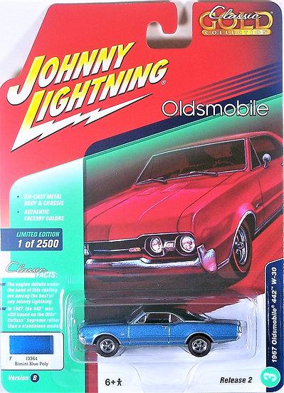 JLCG014-3B .. 1967 Olds 442 W-30