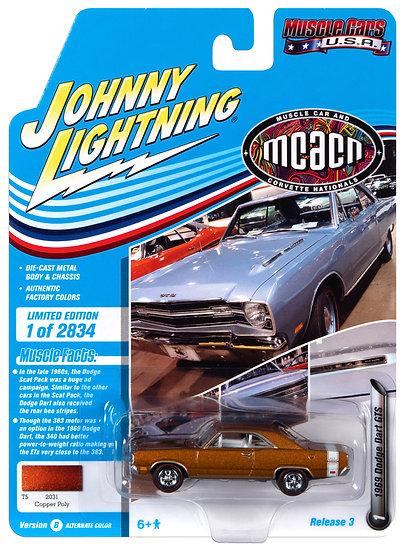 JLMC024-1B .. 1969 Dodge Dart GTS