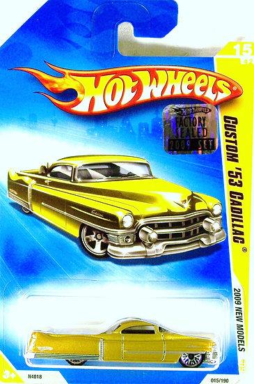 HW09-015(b)* .. Custom 53 Cadillac