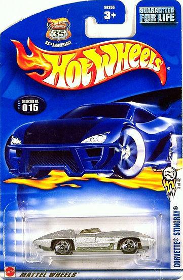 HW03-015(a) .. Corvette Stingray
