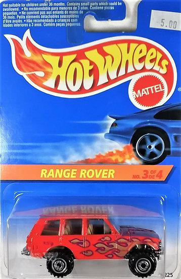 HW96-386(a) .. Range Rover