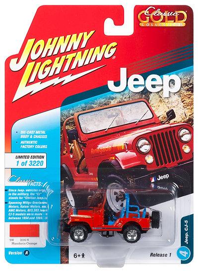 JLCG013-4A .. Jeep CJ-5