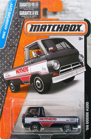 MB15-016(b) .. '66 Dodge A100