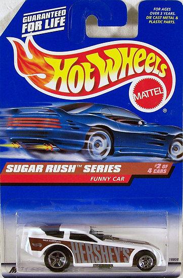 HW98-742 .. Funny Car