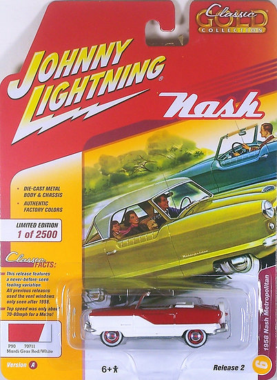 JLCG014-6A .. 1958 Nash Metropolitan