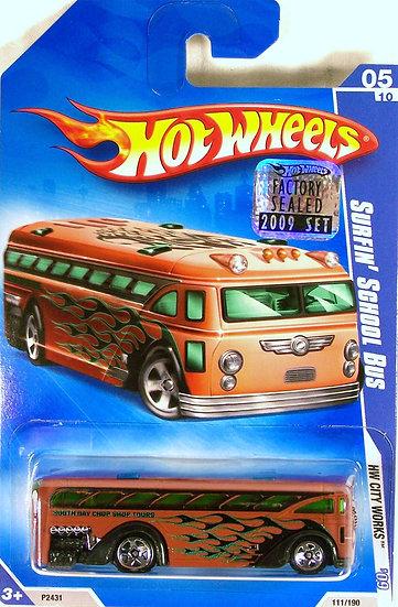 HW09-111(b)* .. Surfin' School Bus