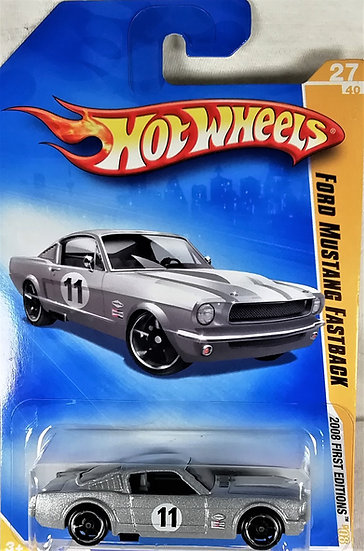HW08-027(c) .. Ford Mustang Fastback