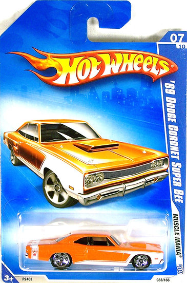 HW09-083(b) .. 69 Dodge Coronet Super Bee