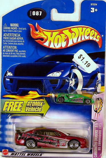 HW03-087 .. Holden SS Commodore w/ Atomix
