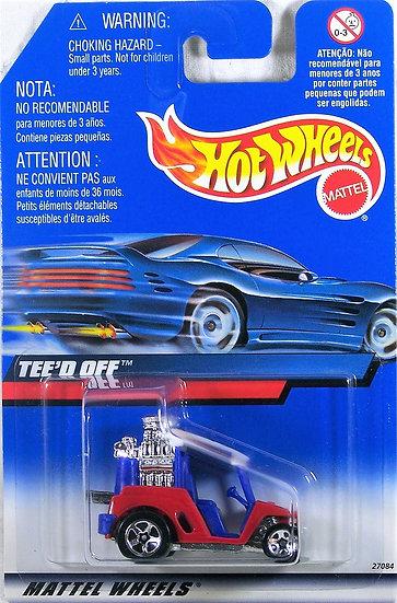 HW00-117 .. Tee'd Off