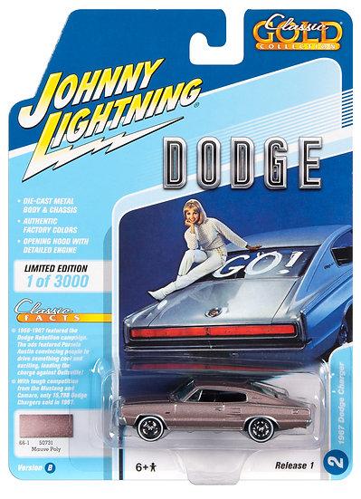 JLCG021-2B .. 1967 Dodge Charger