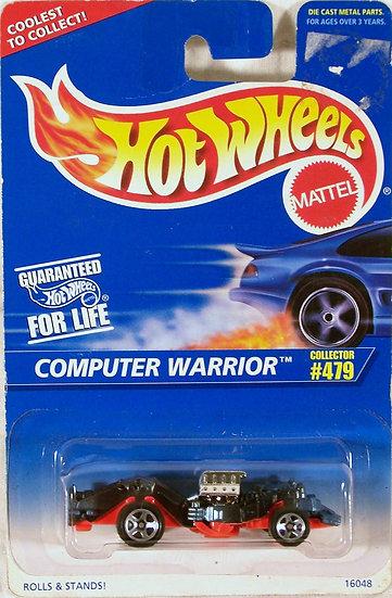 HW96-479 .. Computer Warrior