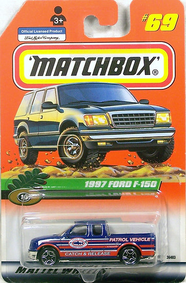 MB99-069 .. 1997 Ford F-150