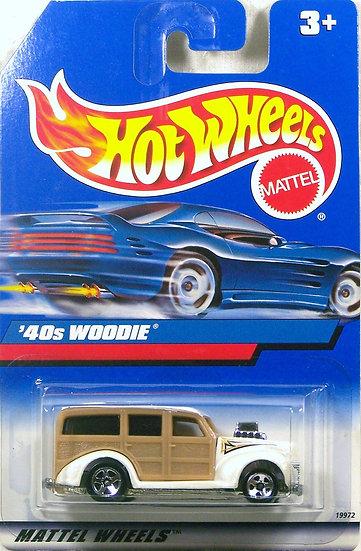 HW98-803 .. '40s Woodie