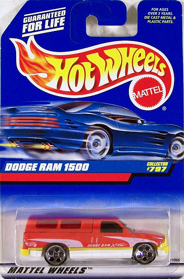 HW98-797(b) .. Dodge Ram 1500