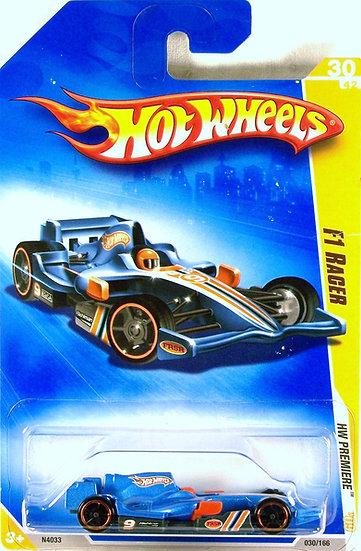 HW09-030 .. F1 Racer