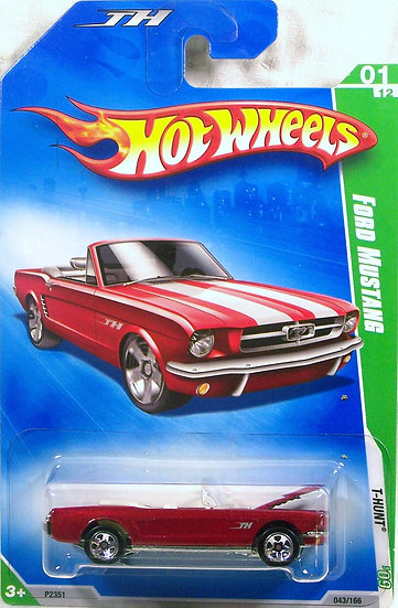 TH09-043(a) .. Ford Mustang