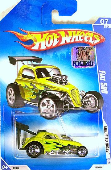HW09-163* .. Fiat 500