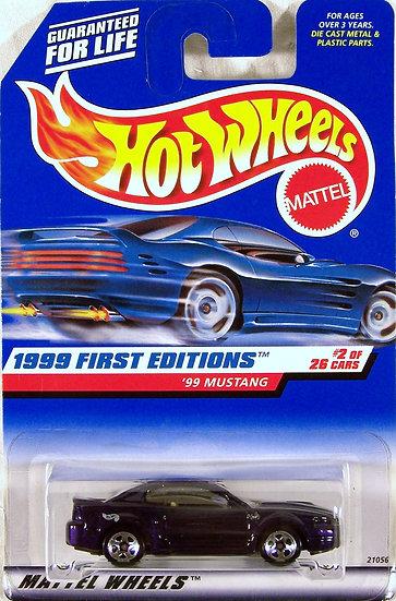 HW99-909(b) .. '99 Mustang