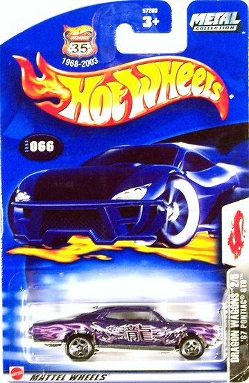 HW03-066 .. '67 Pontiac GTO