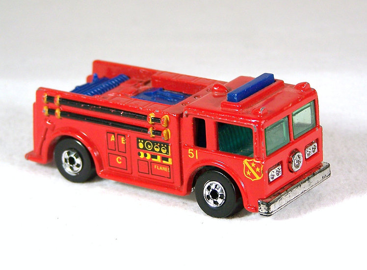 L89-9640 .. Fire Eater