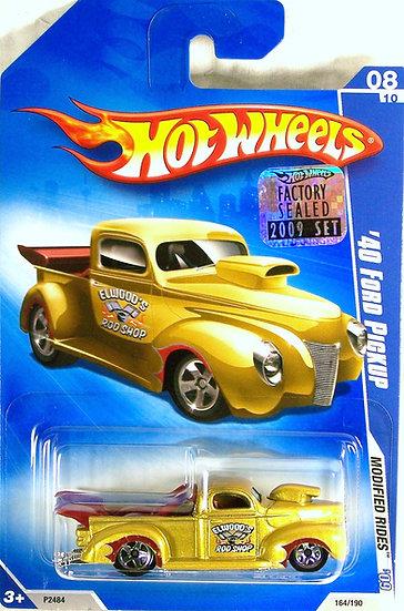 HW09-164(d)* .. 40 Ford Pickup