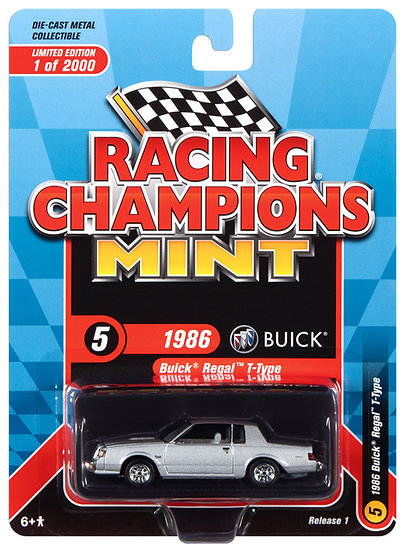 RC012-5 .. 1986 Buick Regal T-Type