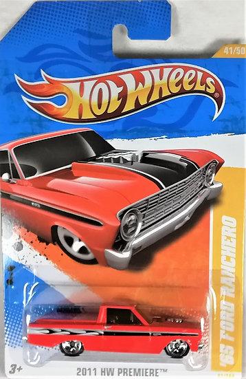 HW11-041 .. '65 Ford Ranchero