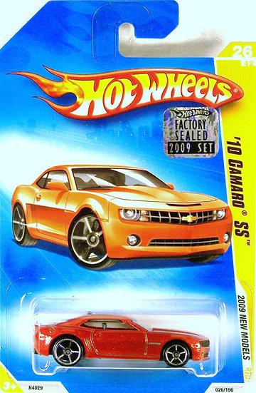 HW09-026(a)* .. 10 Camaro SS