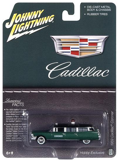 JLSP100 .. 1959 Cadillac Coroner
