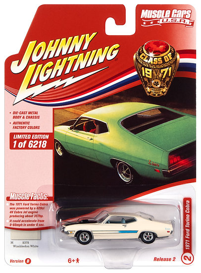 JLMC026-2B .. 1971 Ford Torino Cobra