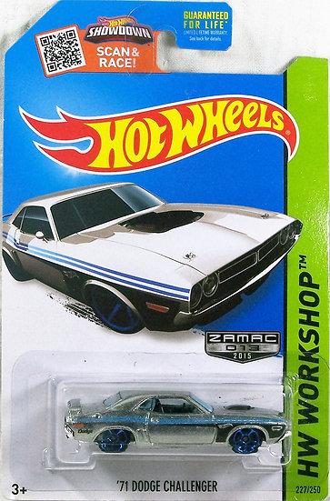 HW15-227 .. '71 Dodge Challenger