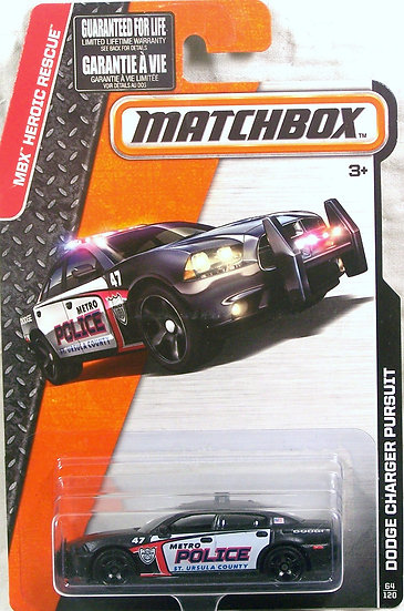 MB15-064 .. Dodge Charger Pursuit