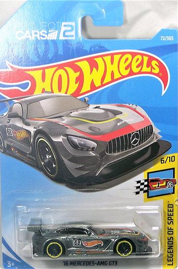 HW18-072 .. '16 Mercedes AMG GT3