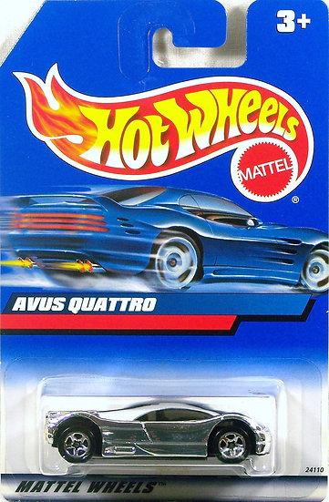 HW99-1096 .. Avus Quattro