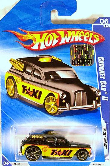 HW09-112(c)* .. Cockney Cab II