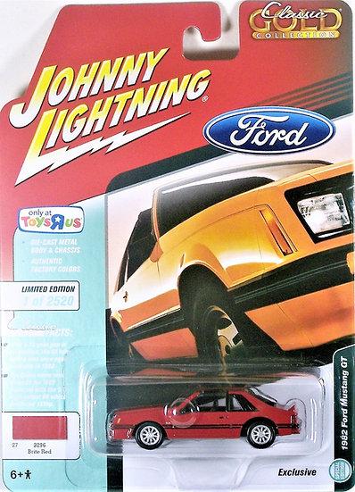 JLSP040 .. 1982 Ford Mustang GT