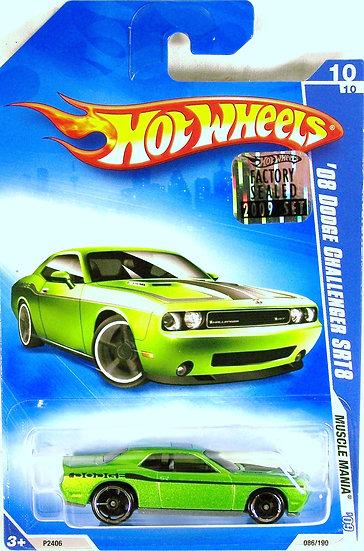 HW09-086(b)* .. 08 Dodge Challenger SRT8