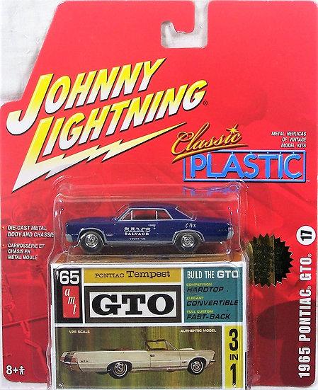 JL 50401-17 .. 1965 Pontiac GTO